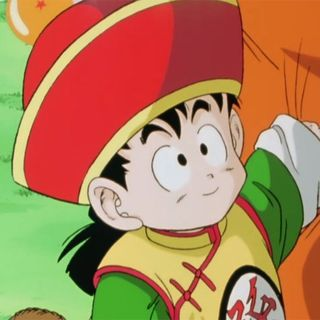 Kid Gohan (DM Dares)