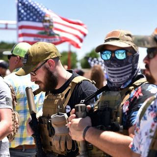 Former Trump DHS Official: President is Letting Right-Wing Extremists 'Start a Race War'