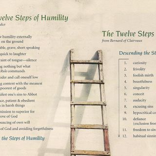 March 21, 2020: Saturday 3rd Sunday of Lent-Ladder of Pride and Humility