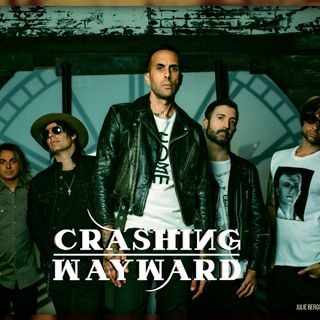 The Bay Ragni Show #7 w/ Stacey David Blades of Crashing Wayward (CrashingWayward.com) 2/19/21