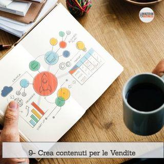 9-Come creare  contenuti per il social selling