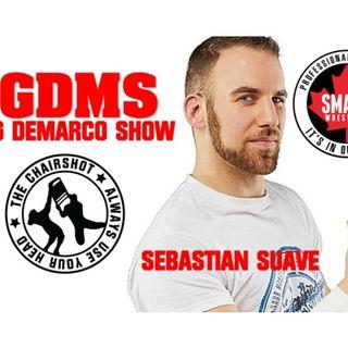 Greg DeMarco Show: Talkin' Shop With Sebastian Suave
