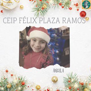 """CEIP Félix Plaza Ramos (Alhaurín El Grande). """"I wanna wish you a merry Christmas""""."""