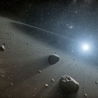 Asteroide targato Angrogna