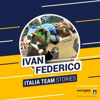 Italia Team Stories - Ivan Federico