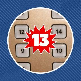 D'où vient la peur du nombre 13 ?