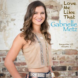 Gabrielle Metz On The Chris Top Program