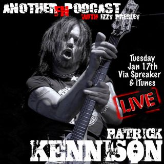 Patrick Kennison - Lita Ford Band