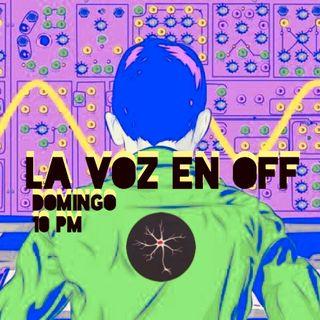 La Voz en Off 80.1 ft. Acrux