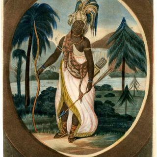 Episode 4 - Blacks are American Aboriginal (Indian)