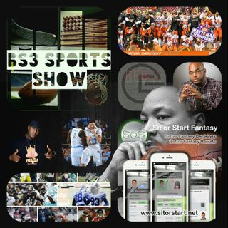 BS3 Sports Show 1.16.17 (Sponsored by @SitorStartApp)