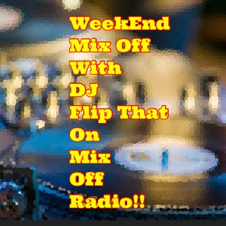 WeekEnd Mix Off 11/20/20 (Live DJ Mix)