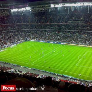 Italia VS Inghilterra: La finale. Di Riccardo Cucchi