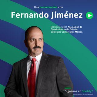 5. La perspectiva del transporte como empresario, su pasión por los autobuses y principales retos con Fernando Jiménez, Presidente de ADAVEC