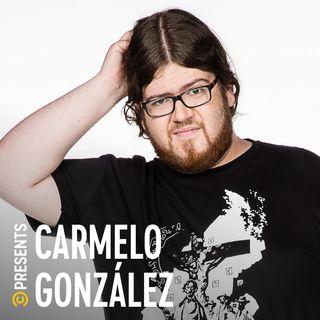 Carmelo González - El hombre que cayó a la Tierra