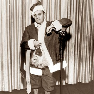 Classic Radio Theater for December 17, 2018 Hour 1 - Jack goes Christmas Shopping