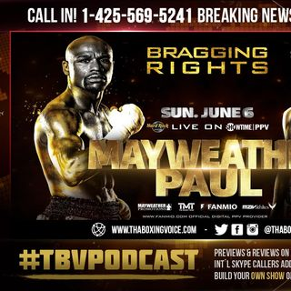 ☎️BREAKING NEWS: Floyd Mayweather is BACK vs Logan Paul😱June 6th🔥Who's Excited 😝 ❓