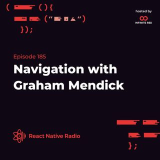 RNR 185 - Navigation with Graham Mendick