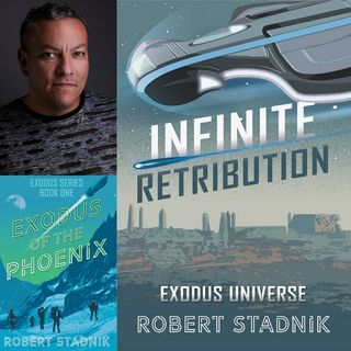 Science Fiction Author Robert Stadnik on Big Blend Radio