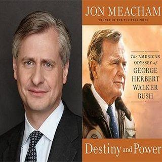 Pulitzer Prize winning author/journalist Jon Meacham returns to #ConversationsLIVE