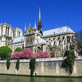 38 - Notre-Dame, spirito medievale fattosi pietra