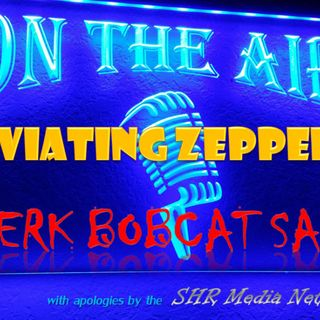 BZ's Berserk Bobcat Saloon Radio Show, Tuesday, 8-27-19
