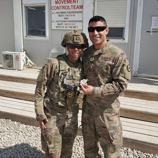 Hedrick Cintron Brigade Training Officer