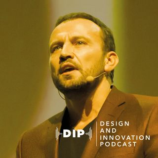DIP | Ep.7 | How PepsiCo Created A Culture Where Design and Innovation Thrives (With Mauro Porcini)