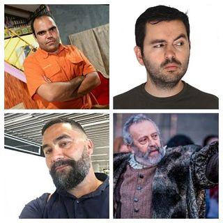 Otra Mirada. Día Mundial del Teatro con Israel, Nacho, Mario y Darío
