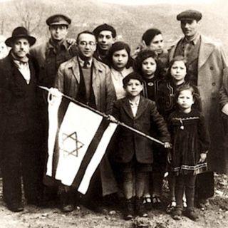 Gli ebrei di San Nicandro, Eric Hobsbawm