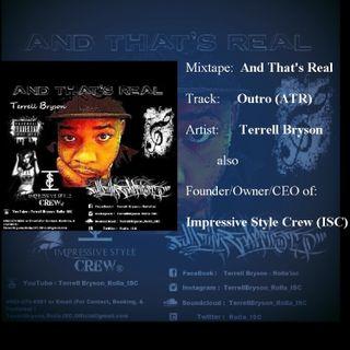 Terrell Bryson - Outro (ATR)