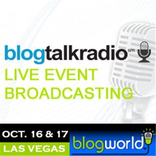BlogTalkRadio at Blogworld