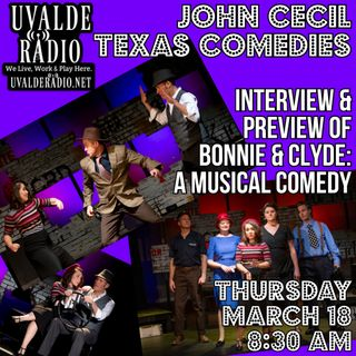 John Cecil / Texas Comedies