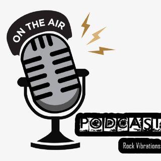 Rock Vibrations Podcast: Entrevista #1 Edson Graseffi (Final)
