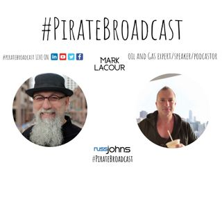 Catch Mark Lacour on the PirateBroadcast
