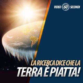 Buon 2019 a tutti i terrapiattisti dell'altro mondo!