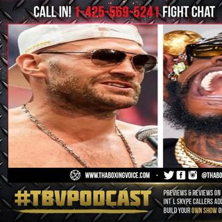 ☎️Tyson Fury vs Deontay Wilder III🔥Live Fight Chat, All Questions Will Be Answered❗️