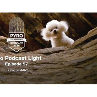 Pyro Light Fantasy Football Podcast  - Episode 57 - Week 15  NFL (2016)
