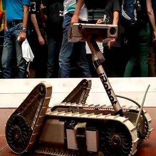 iRobot, el soldado de Israel