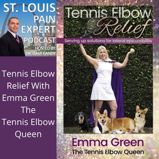 Tennis Elbow Relief With Emma Green