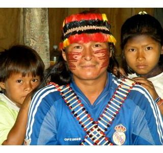 Helping the Achuar Indigenous Tribe in the Amazon Rainforest