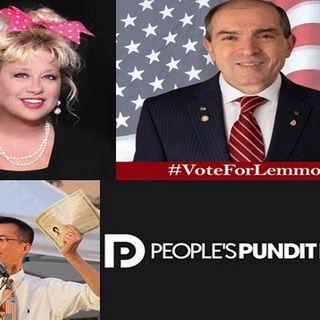 Election Special: Victoria Jackson, Quang Nguyen, Richard Baris & Al Lemmo