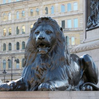 England Speaking To The World As A Great Lion