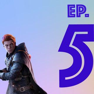 Ep.5 - Il punto su The Last of Us & idee di Resistenza + Star Wars: Jedi Fallen Order