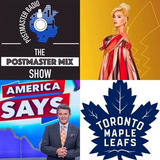 The Postmaster Mix presents: New Music from Katy Perry, America Says returns, and more!