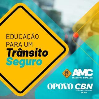 Educação Para Um Trânsito Seguro - AMC 2021 - Ed. Ago-Set/21