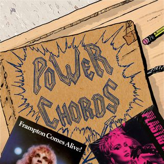 Power Chords Podcast: Track 64--Peter Frampton and Miley Cyrus