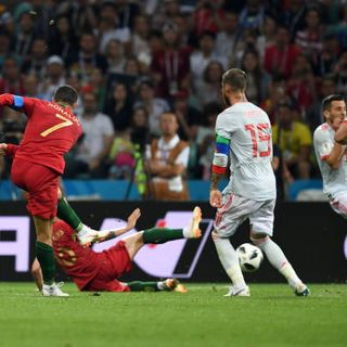 S2M:  World Cup Day 2:  Spain and Portugal Put on a Show
