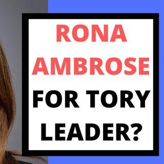 RONA AMBROSE LEADS TORY LEADERSHIP POLL - CANADA