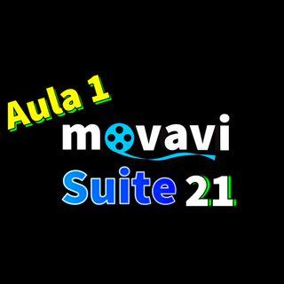 Movavi Suite 21 (Aula 1)